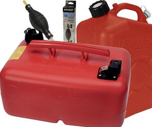 Brændstoftank & fittings